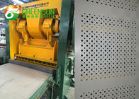 Full Automatic Sheet Perforation Machine Gypsum Board Hydraulic Hole Punching Machine