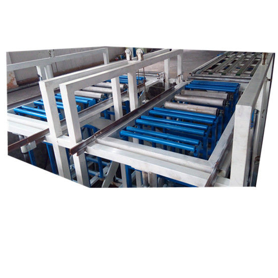 Small Industries Sandwich Panel Production Line Fireproof 1 Year Warranty